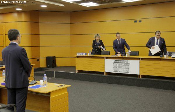 Vendimi i KPK: kreu i Gjykatës së Përmetit u shkarkua për deklarim të rremë