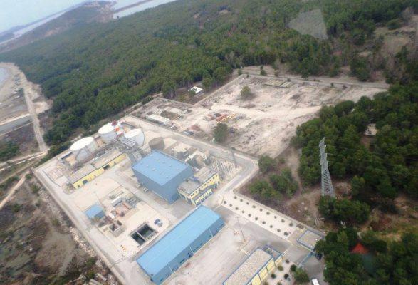 Teromocentrali i Vlorës | Foto nga : KESH