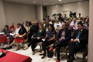 Seancë dëgjimore e AMA-s me përfaqsues të televizioneve lokale dhe rajonale | Foto nga : AMA