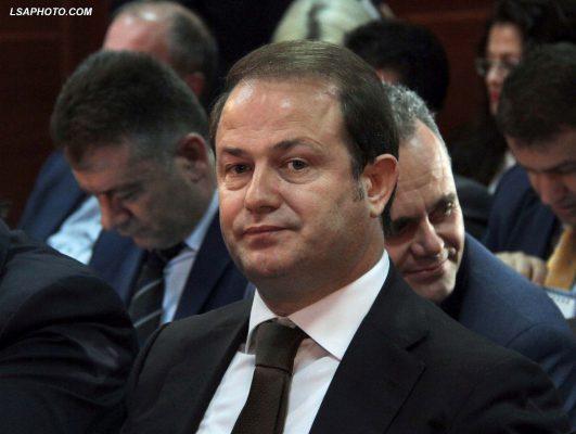 Anëtari i KLD-së dhe gjyqtari i Gjykatës së Apelit Tiranë, Gjin Gjoni | Foto nga : LSA