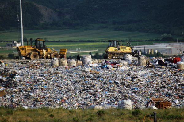 Landfilli i Sharrës | Foto nga : Gjergj Erebara