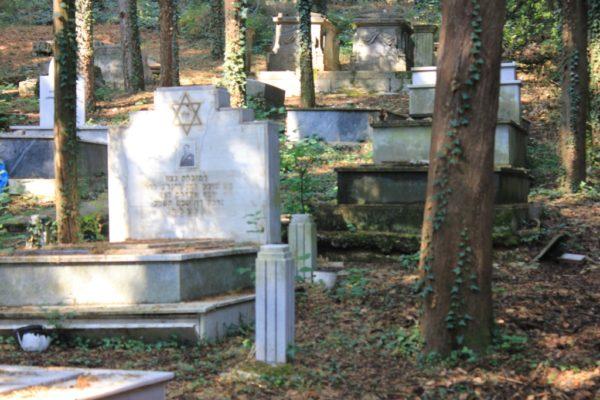 Varrezat hebreje në Janinë | Foto nga : Altin Raxhimi